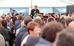 17.06.2017, Felbertauerntunnel Südportal, Matrei in Osttirol, AUT, 50. Jahre Felbertauernstrasse, im Bild BGM Dr. Andreas Köll. EXPA Pictures © 2017, PhotoCredit: EXPA/ Johann Groder