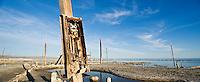 Decay, Bombay Beach, Salton Sea, California