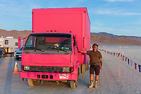 Harold is a badass. He drove this thing like a champ and made it look easy. Shout out to Sarge for the handoff here as well. My Burning Man 2019 Photos:<br />