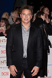 January 22, 2019 - London, New York, United Kingdom of Great Britain and Northern Ireland - John Barrowman arriving at the National Television Awards at The O2 arena on January 22 2019 in London, England  (Credit Image: © Famous/Ace Pictures via ZUMA Press)