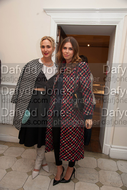 PRINCESS ELISABETH VON THURN UND TAXIS; DASHA ZHUKOV, Opening of Morris Lewis: Cyprien Gaillard. From Wings to Fins, Sprüth Magers London Grafton St. London. Afterwards dinner at Simpson's-in-the-Strand hosted by Monika Spruth and Philomene Magers.