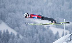 31.12.2014, Olympiaschanze, Garmisch Partenkirchen, GER, FIS Ski Sprung Weltcup, 63. Vierschanzentournee, Training, im Bild Simon Ammann (SUI) // during Trial Jump of 63rd Four Hills Tournament of FIS Ski Jumping World Cup at the Olympiaschanze, Garmisch Partenkirchen, Germany on 2014/12/31. EXPA Pictures © 2014, PhotoCredit: EXPA/ JFK