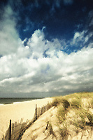 South Beach in Edgartown on Martha's Vineyard.<br /> <br /> I was sent out to Martha's Vineyard from Cape Cod for a freelance newspaper assignment to photograph an author. While I was on the island I had time to take a quick peak at the beach, when I photographed this.<br /> Summer of 2002.<br /> <br /> Photographed with a Canon 1D