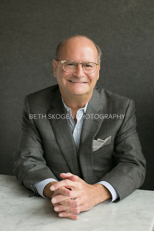 Tom has his portrait taken in Madison, Wisconsin on May 10, 2018. <br /> <br /> Beth Skogen Photography<br /> www.bethskogen.com Beth Skogen headshot and portrait portfolio. Madison, Wisconsin portrait and headshot photographer