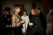 JULIA PEYTON-JONES; ZAHA HADID. Serpentine Pavilion opneing event: Drinks party hosted by the American Ambassador Robert Tuttle at his residence  in Regent's Park. .  *** Local Caption *** -DO NOT ARCHIVE-© Copyright Photograph by Dafydd Jones. 248 Clapham Rd. London SW9 0PZ. Tel 0207 820 0771. www.dafjones.com.
