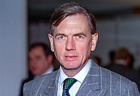 Nicholas Baker, MP, Conservative Party, UK, taken at annual conference, October 1992. 19921000072NB.<br />