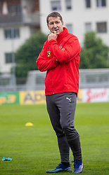 02.06.2019, Woerthersee Stadion, Klagenfurt, AUT, ÖFB Nationalteam, Training, im Bild Teamchef Franco Foda (AUT) // Austrian head coach Franco Foda during a Trainingssession of Austrian National Footballteam at the Woerthersee Stadion in Klagenfurt, Austria on 2019/06/02. EXPA Pictures © 2019, PhotoCredit: EXPA/ Johann Groder