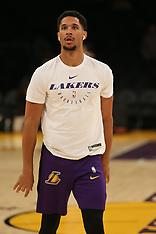 LA Lakers v Portland Trail Blazers - 14 November 2018