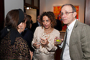 BEATRIZ MILHAZES; MARCIO FAINSILIBER, Galen and Hilary Weston host the opening of Beatriz Milhazes Screenprints. Curated by Iwona Blazwick. The Gallery, Windsor, Vero Beach, Florida. Miami Art Basel 2011