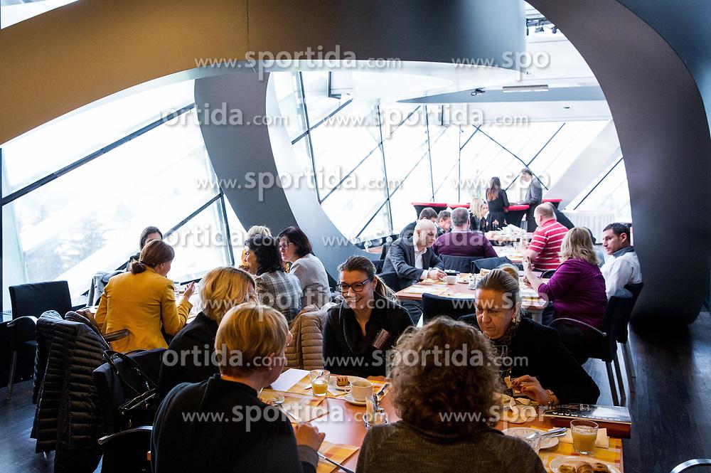 Poslovna skupina BNI Mostovi, srecanje dne 12. decembra 2018. Foto: Vid Ponikvar / Sportida
