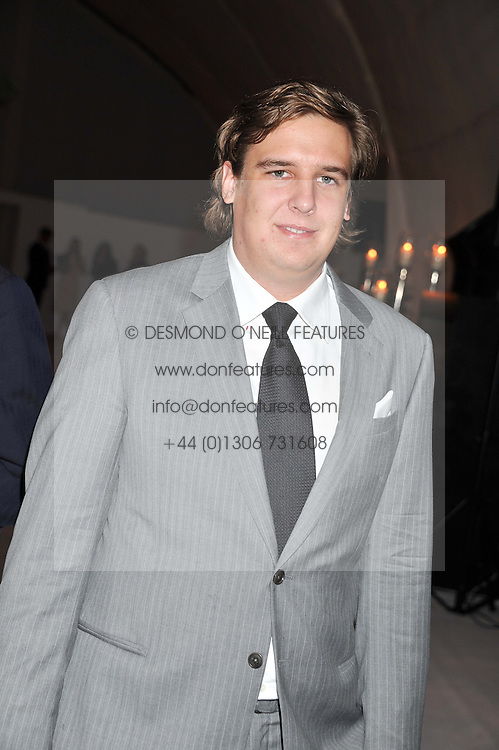 MR ANTON RUPERT at a dinner hosted by Cartier following the following the opening of the Chelsea Flower Show 2012 held at Battersea Power Station, London on 21st May 2012.