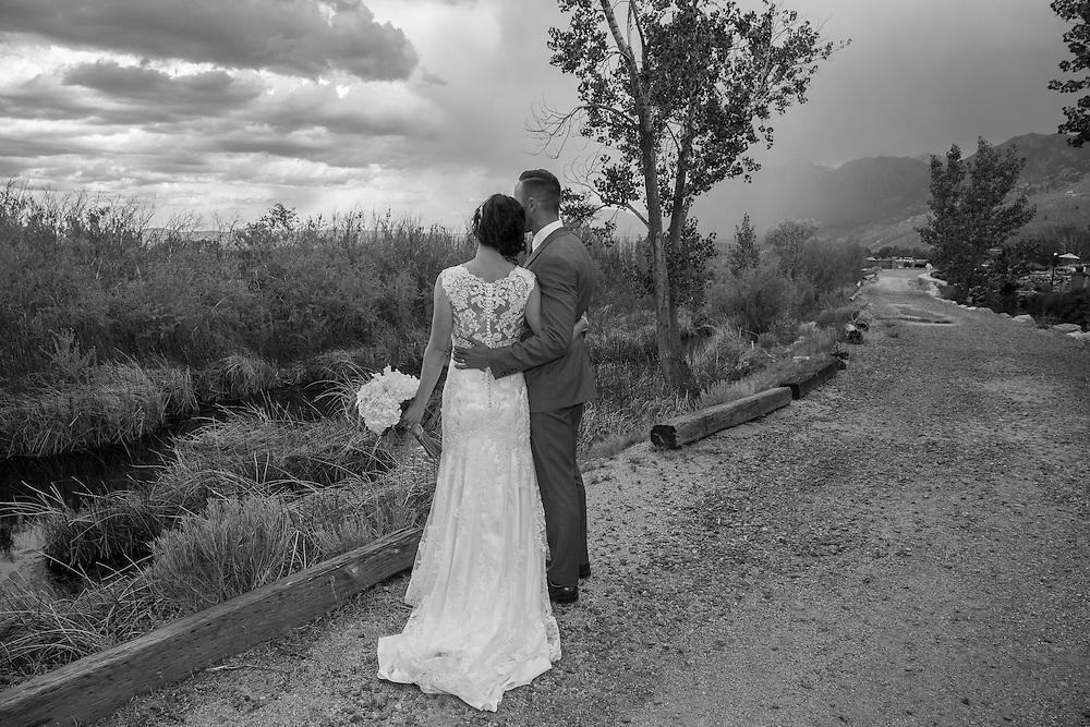 Go West Foto Wedding Photography Portfolio -- David Walley's Resort.  Genoa, Nevada.
