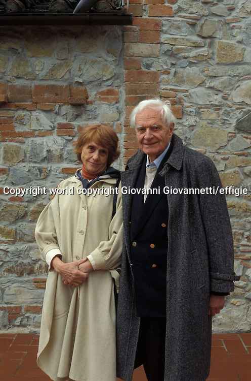 Stephen Spender<br />world copyright Giovanni Giovannetti/effigie / Writer Pictures<br /> <br /> NO ITALY, NO AGENCY SALES / Writer Pictures<br /> <br /> NO ITALY, NO AGENCY SALES
