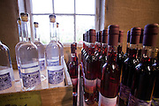 Back River Gin, Sweetgrass Winery, Union, Maine.