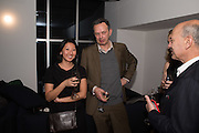 BEATRIX ONG; TOM DIXON Alexandra Shulman, Sir Terence Conran and Deyan Sudjic co -host the opening party of the new Design Museum  in the former Commonwealth Institute pavilion, High Street Kensington London. 22 November 2016.