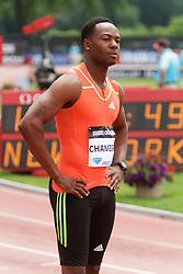 Samsung Diamond League adidas Grand Prix track & field; Mens 400 meters, B race, Chambers