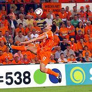 NLD/Eindhoven/20050907 - WK kwaificatiewedstrijd Nederland - Andorra, (17) Jan Venegoor of Hesselink