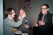 JEREMY DELLER; ALAN KANE; DEXTER DALWOOD, Swarovski Whitechapel Gallery Art Plus Opera,  An evening of art and opera raising funds for the Whitechapel Education programme. Whitechapel Gallery. 77-82 Whitechapel High St. London E1 3BQ. 15 March 2012