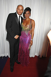 MEL B and STEFAN BELAFONTE at the 2008 Glamour Women of the Year Awards 2008 held in the Berkeley Square Gardens, London on 3rd June 2008.<br /><br />NON EXCLUSIVE - WORLD RIGHTS