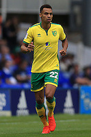 Norwich City's Jacob Murphy