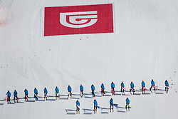 Triglav during Ski Flying Hill Individual Competition at Day 2 of FIS Ski Jumping World Cup Final 2018, on March 23, 2018 in Planica, Ratece, Slovenia. Photo by Ziga Zupan / Sportida