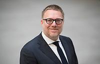 DEU, Deutschland, Germany, Berlin, 07.04.2020: Portrait von Prof. Dr. jur. Steffen Augsberg, Justus-Liebig-Universität Gießen, Mitglied des Deutschen Ethikrats.