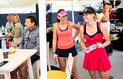 PORTOROZ, SLOVENIA - SEPTEMBER 16:  Zdruzenje manager during the WTA 250 Zavarovalnica Sava Portoroz at SRC Marina, on September 16, 2021 in Portoroz / Portorose, Slovenia. Photo by Vid Ponikvar / Sportida
