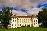 Hotel Schloss Wedendorf, Wedendorf, Mecklenburg-West Pomerania, Germany