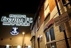 A general view of Goodison Park - Mandatory byline: Matt McNulty/JMP - 07966386802 - 07/12/2015 - FOOTBALL - Goodison Park -Liverpool,England - Everton v Crystal Palace - Barclays Premier League