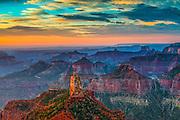 Grand Canyon National Park at Sunrise