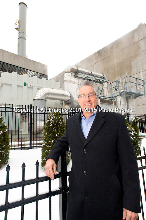 Arthur Bottone, President and Chief Executive Officer of FuelCell Energy, Inc.