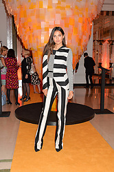 DOINA CIOBANU at the Veuve Clicquot Business Woman Award 2016 held at Claridge's Hotel, Brook Street, London on 9th May 2016.