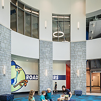 Pine Street Elementary School Rotunda - Conyers, GA