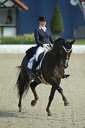Seymour Tanya, (RSA), Ramoneur 6<br /> Qualification Grand Prix Special<br /> Horses & Dreams meets Denmark - Hagen 2016<br /> © Hippo Foto - Stefan Lafrentz