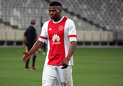 Isaac Nhlapo in action for Ajax Cape Town in the match between Ajax Cape Town and Golden Arrows at the Cape Town Stadium on Saturday, August 19, 2017.