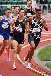 USATF Grand Prix track and field meet<br /> April 24, 2021 Eugene, Oregon, USA<br /> Nike, Global