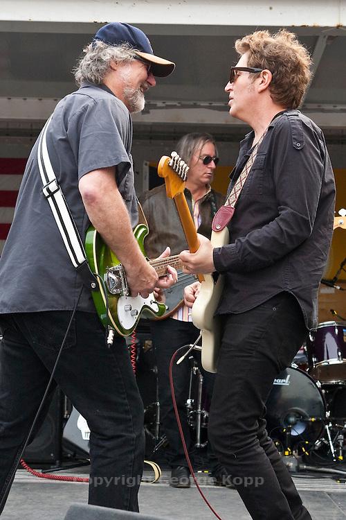 The Baseball Project at the 2011 Hoboken Music & Arts Festival