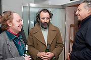 MIKE NELSON, George Condo: Mental States. Hayward Gallery. Southbank Rd. London. 17 October 2011. <br /> <br />  , -DO NOT ARCHIVE-© Copyright Photograph by Dafydd Jones. 248 Clapham Rd. London SW9 0PZ. Tel 0207 820 0771. www.dafjones.com.