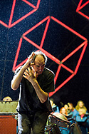 Damir Bartol Indoš of House of Extreme Music Theatre, during the final rehearsal of Opera Industriale, on the opening weekend of Rijeka2020, Rijeka, Croatia © Rudolf Abraham