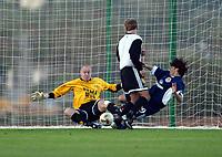 Fotball, 21. februar 2004, La Manga, Rosenborg-Dynamo Kiev 4-4,  Espen Johnsen, Rosenborg