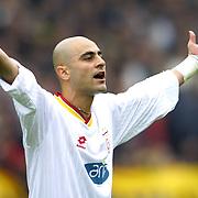 Turkish soccer team Galatasaray Player Hasan SAS.<br /> Photo by Aykut AKICI/TurkSporFoto