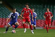 Wales v Liechtenstein, 2010 Fifa World Cup qualifier at the Millennium Stadium in Cardiff on Saturday 11th October 2008.