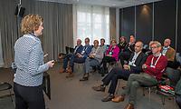 BUSSUM -  Janke van der Werf (NGF)   Nationaal Golf Congres & Beurs. COPYRIGHT KOEN SUYK