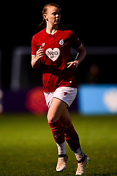 Meaghan Sargeant of Bristol City - Mandatory by-line: Ryan Hiscott/JMP - 08/12/2019 - FOOTBALL - Stoke Gifford Stadium - Bristol, England - Bristol City Women v Birmingham City Women - Barclays FA Women's Super League