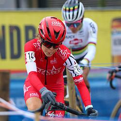 12-12-2020: Wielrennen: Veldrijden Scheldecross: Antwerpen<br />Womensrace Anna Kay