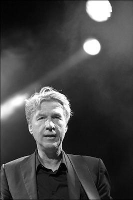 Nederland, Nijmegen, 19-7-2015Live optreden, concert van Frank Boeijen op het kelfkensbos, museumplein, tijdens de Nijmeegse zomerfeesten, vierdaagsefeesten. Foto: Flip Franssen/Hollandse Hoogte