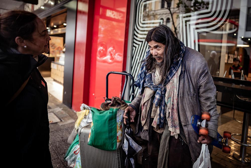Homeless HealthCare in Perth, Western Australia