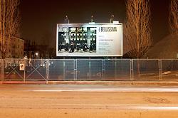 Billboard Campaign sponsored by MIX Milano x and Fondazione Catella