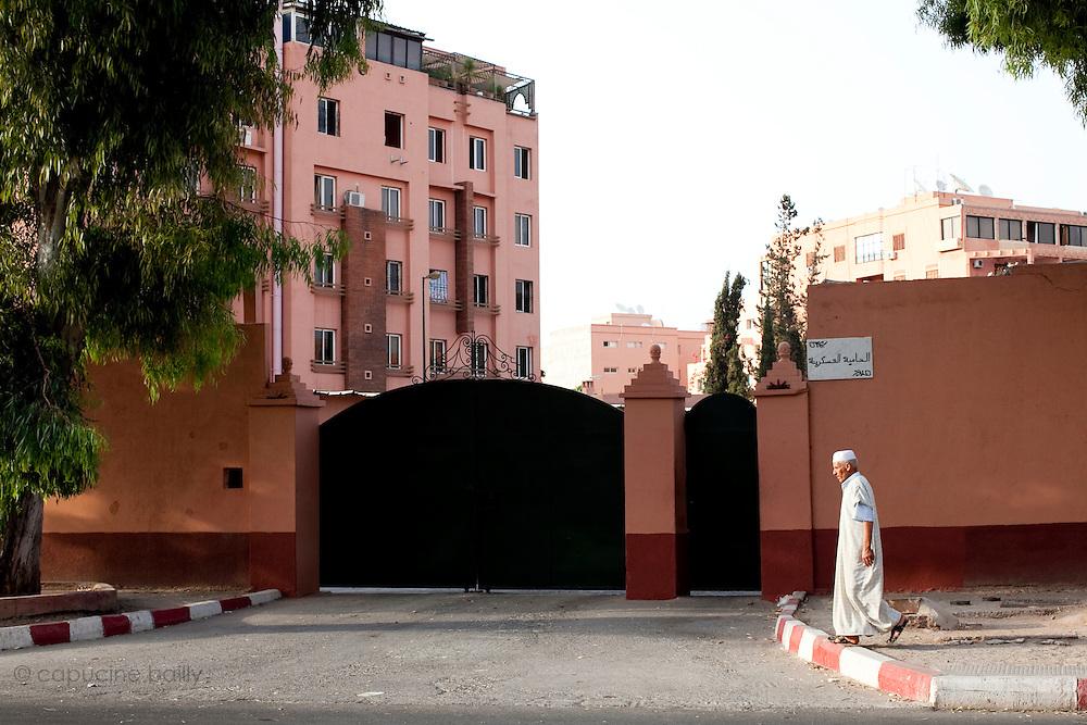 Marrakesh, Morocco. December 20th 2007.