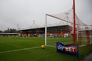 The Checkatrade.com Stadium during the EFL Sky Bet League 2 match between Crawley Town and Grimsby Town FC at the Checkatrade.com Stadium, Crawley, England on 10 February 2018. Picture by Andy Walter.